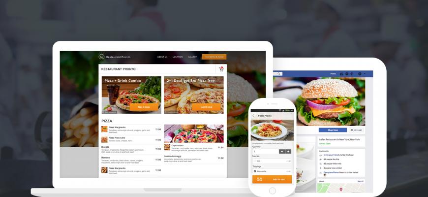 restaurant order taking system