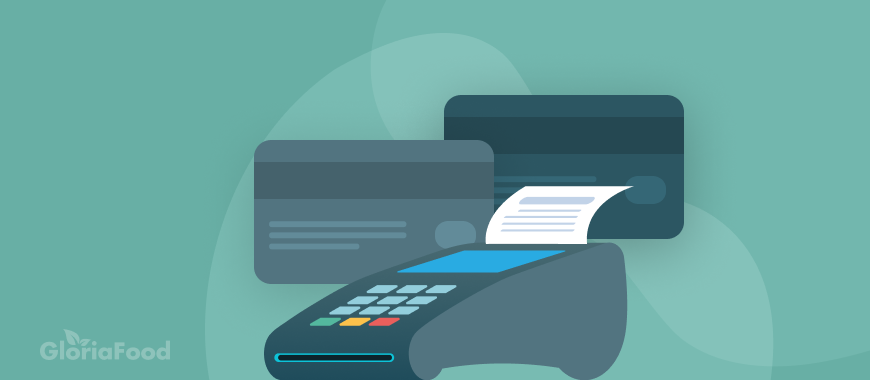On-site payment methods for online food orders - new feature alert
