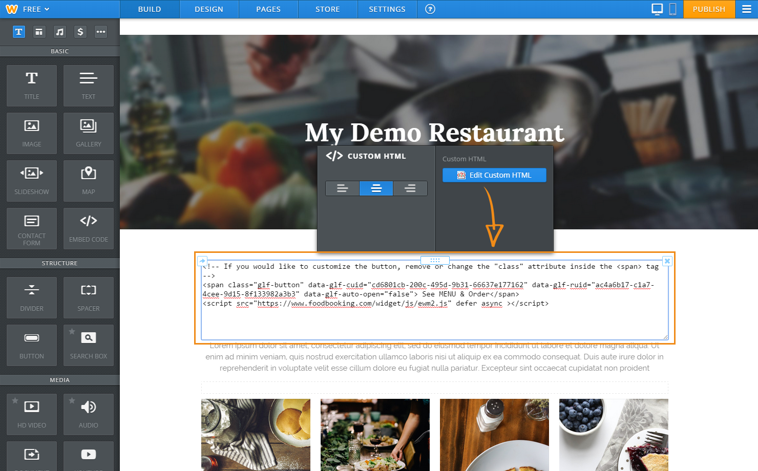 how to make 2 elements appear inline html