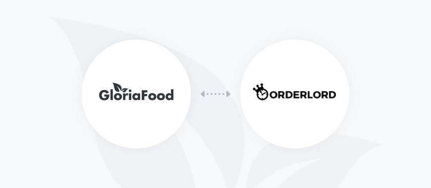 gloria partners with orderlord