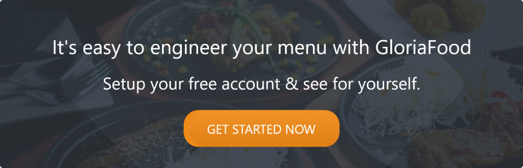 Free Online Ordering System for Restaurants - GloriaFood