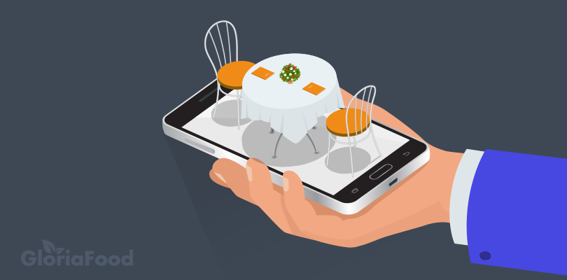 online table reservation image