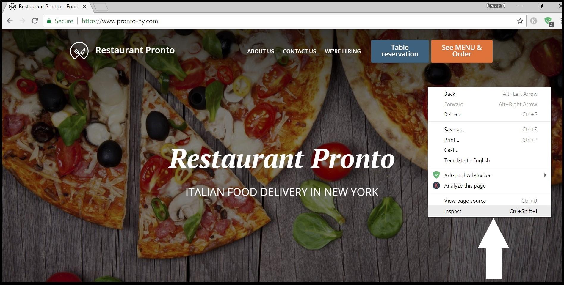 restaurant SEO tactics mobile responsiveness