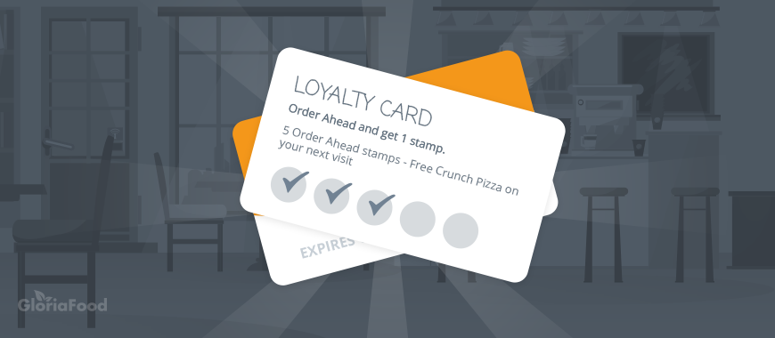 restaurant gamification tips: combine gamification with the Order Ahead function