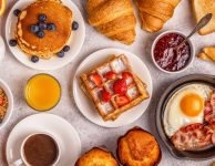 unique restaurant promotions ideas: offer brunch for a special price