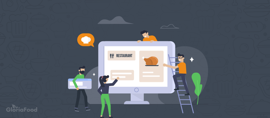 content for restaurant website