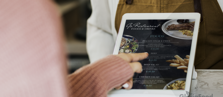 restaurant menu pricing
