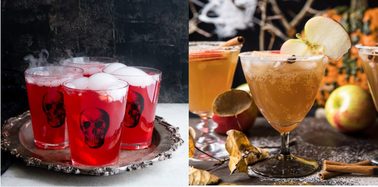 Halloween restaurant promotions: 2-for-1 cocktails