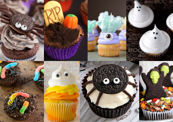 halloween menu ideas for restaurants: make Halloween themed desserts to attract your customers