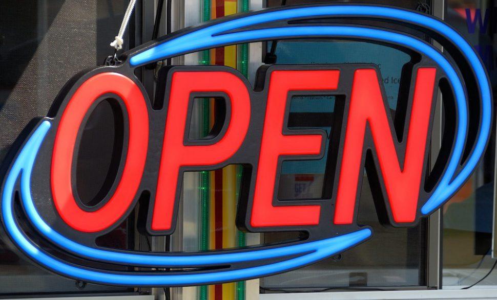 restaurant pre opening checklist: set opening hours
