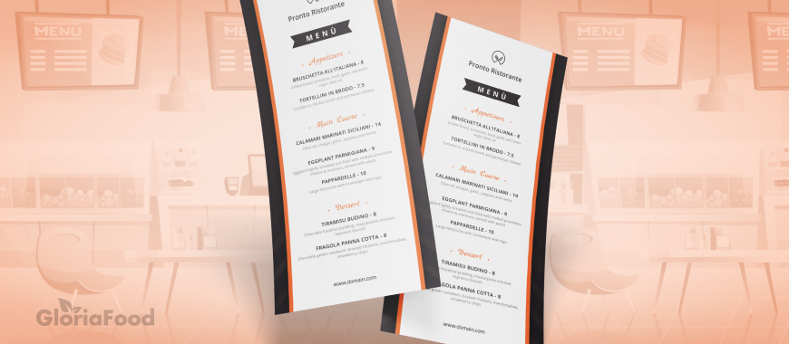 restaurants with small menus