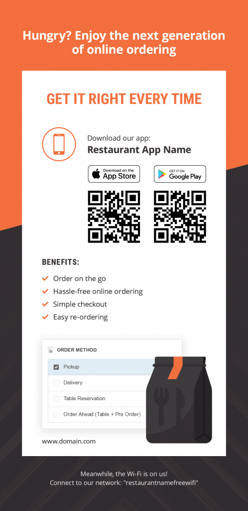 11 ways to promote your restaurant mobile app for free 1