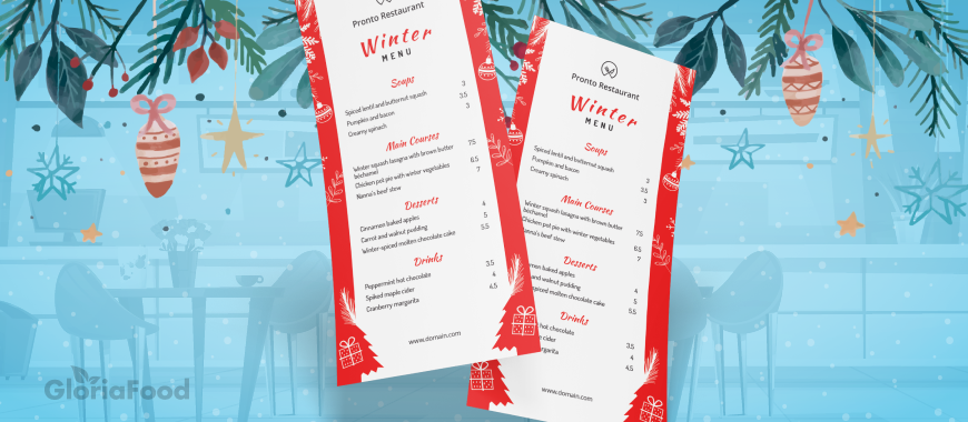 winter menu ideas for restaurants