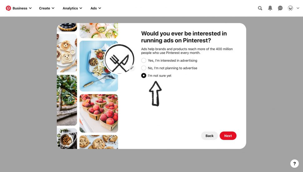 use pinterest to promote business
