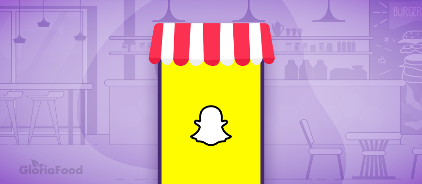 snapchat for restaurants