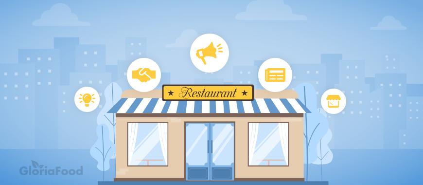 offline marketing ideas for restaurants