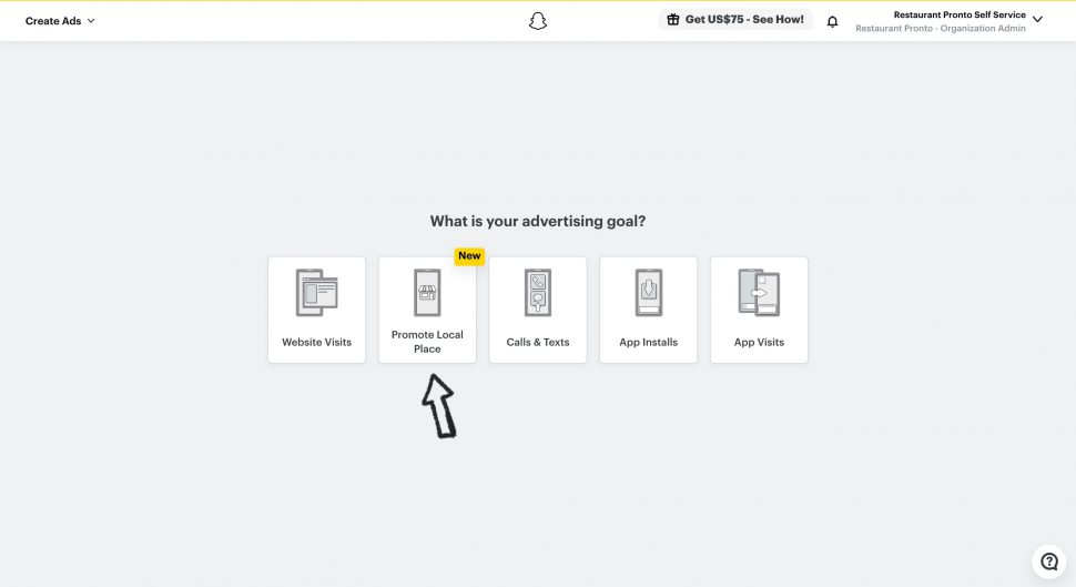 types of ads on snapchat