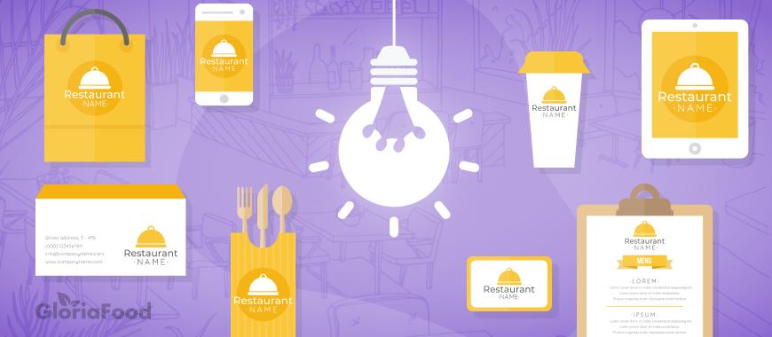restaurant branding ideas